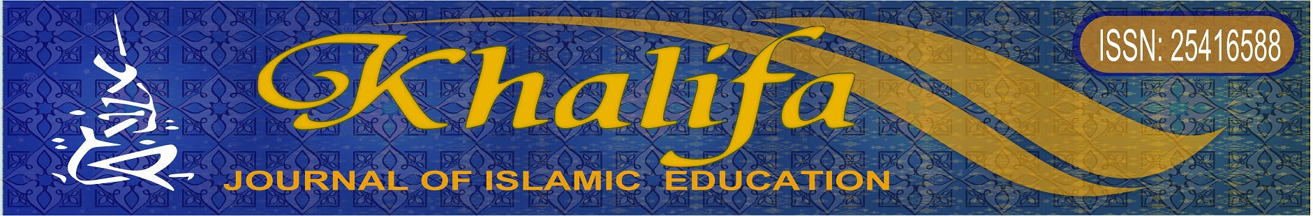 Journal of Islamic Education